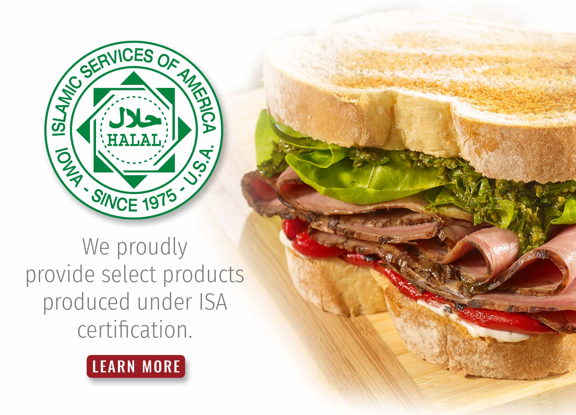 Click Here to see our ISA Certified Products